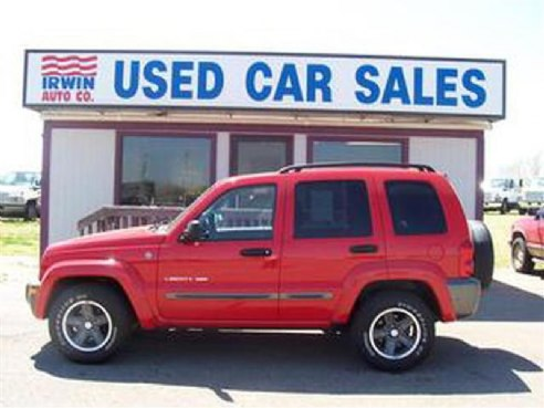 2004 jeep liberty for sale woodward ok cylinder red www. Cars Review. Best American Auto & Cars Review