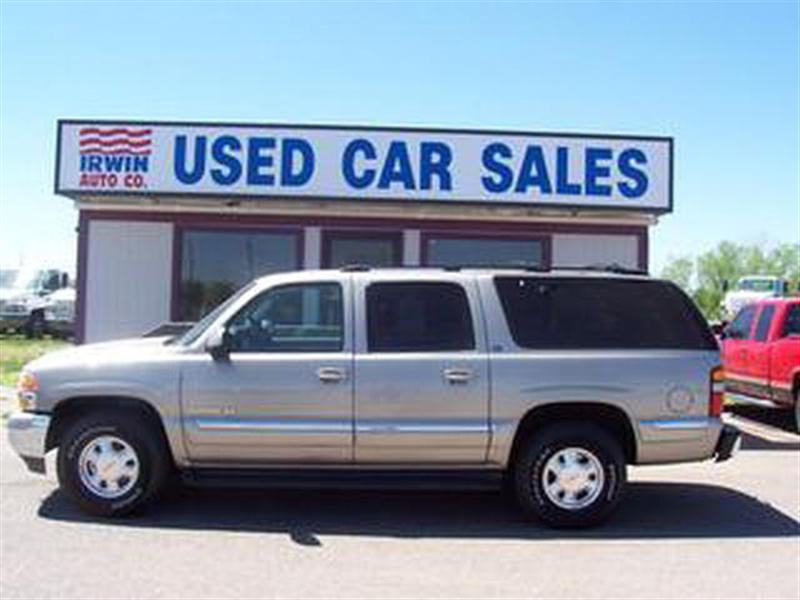 2001 Gmc Yukon Xl For Sale Woodward Ok Cylinder Pewter