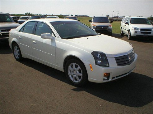 2006 cadillac cts for sale kingfisher ok 3 6 6 cyl. Black Bedroom Furniture Sets. Home Design Ideas