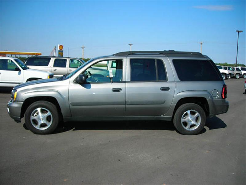 Chevy Rebates And Incentives 2005 Chevrolet TrailBlazer for sale, Kingfisher OK, 4.2 6 CYL ...