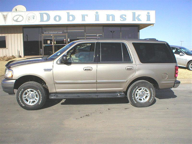 2002 Ford Expedition For Sale Kingfisher Ok 5 4 8 Cyl