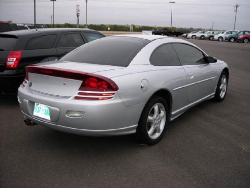 2002 Dodge Stratus For Sale Kingfisher Ok 3 0 6 Cyl