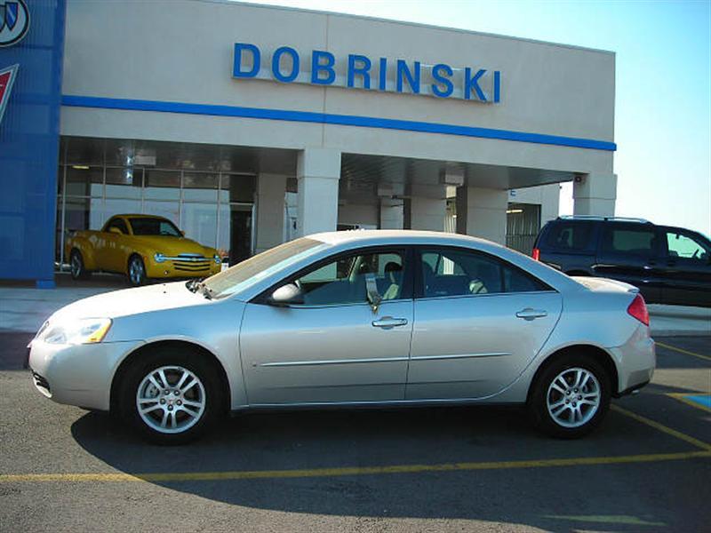 2006 Pontiac G6 For Sale Kingfisher Ok 3 5 6 Cyl