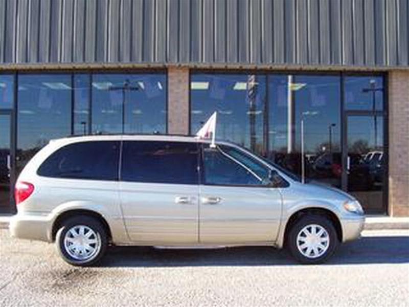 2006 chrysler town country for sale woodward ok cylinder linen gold. Black Bedroom Furniture Sets. Home Design Ideas
