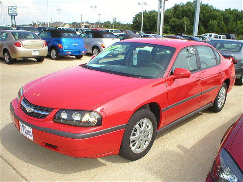 2005 chevrolet impala for sale okeene ok 3 4 6 cyl cylinder victory red. Black Bedroom Furniture Sets. Home Design Ideas