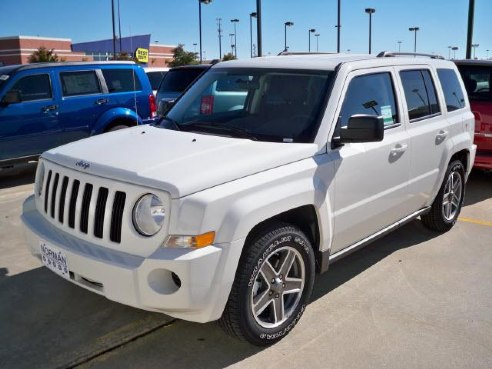 2010 jeep patriot sport for sale norman ok 2 4l 4 cylinder stone white clearco www. Black Bedroom Furniture Sets. Home Design Ideas