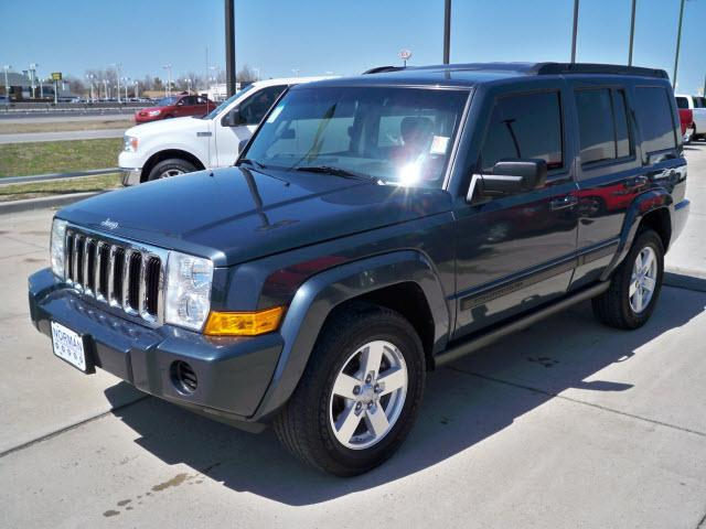 2007 Jeep Commander for sale, Norman OK, 3.7L 6 Cylinder ...