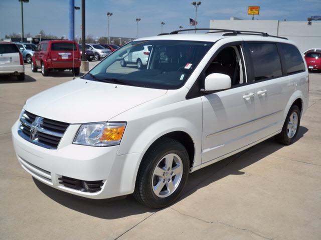 2010 Dodge Grand Caravan Sxt For Sale Norman Ok 3 8l 6