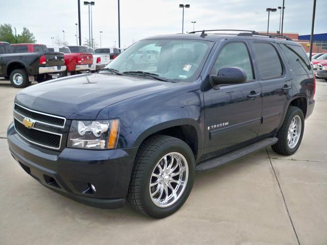 2009 chevrolet tahoe lt xfe for sale norman ok 5 3l 8. Black Bedroom Furniture Sets. Home Design Ideas