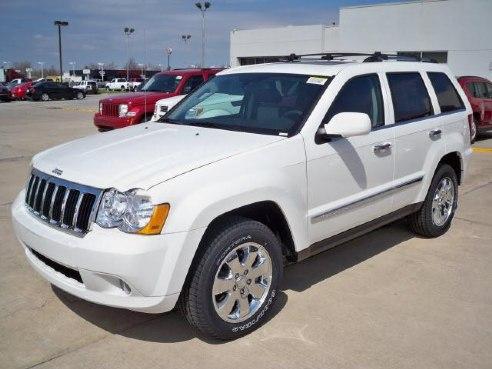 2010 jeep grand cherokee limited for sale norman ok 5 7l 8 cylinder white. Black Bedroom Furniture Sets. Home Design Ideas