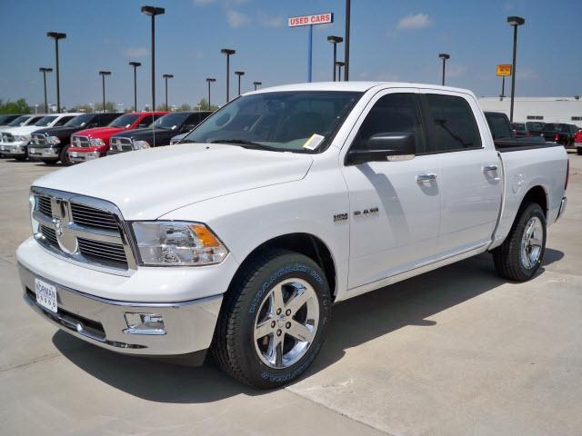 2010 Dodge Ram 1500 Slt For Sale Norman Ok 5 7l 8