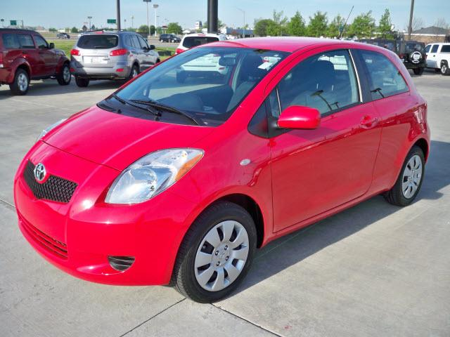 Used Cars Norman Ok >> 2008 Toyota Yaris for sale, Norman OK, 1.5L 4 Cylinder,Red ...