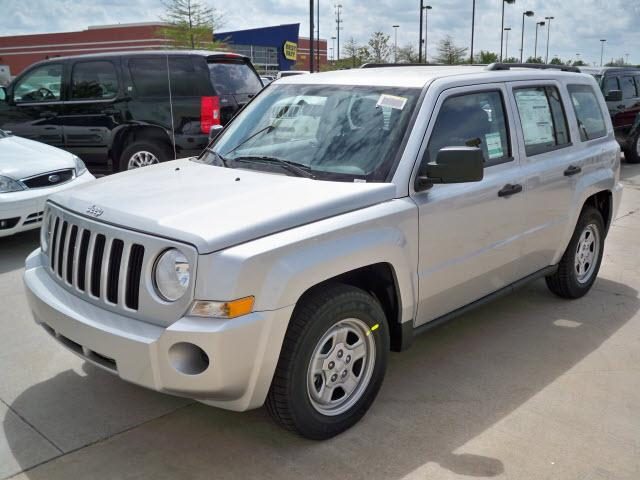 2010 jeep patriot sport for sale norman ok 2 4l 4. Black Bedroom Furniture Sets. Home Design Ideas