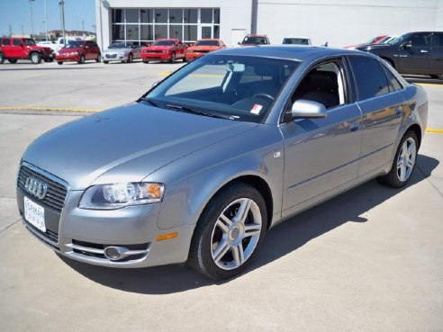 2007 audi a4 2 0t quattro for sale norman ok 2 0l 4. Black Bedroom Furniture Sets. Home Design Ideas