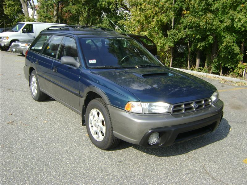 1998 Subaru Outback for sale, Salem MA, 4 Cylinder,GREEN ...