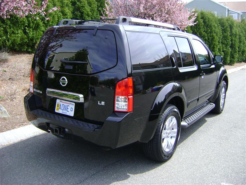 2006 Nissan Pathfinder Le For Sale Salem Ma 6 Cylinder