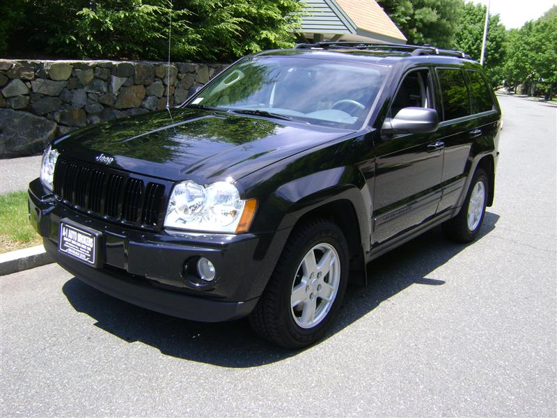 2006 Jeep Grand Cherokee Laredo BLACK, Salem, MA