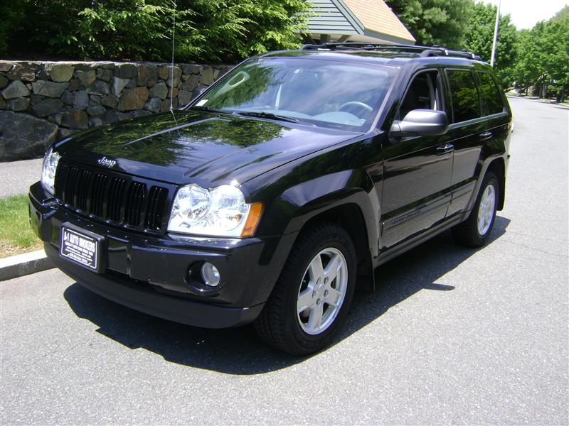 2006 Jeep Grand Cherokee Laredo for sale, Salem MA, 6 ...