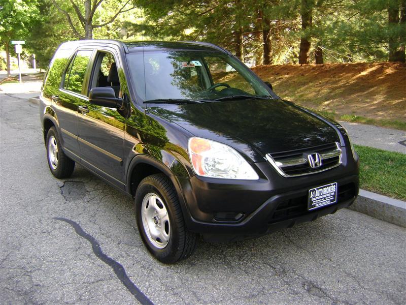 2003 Honda CR-V LX for sale, Salem MA, 4 Cylinder,black - www.cartrucktrader.com (id: 501506540)