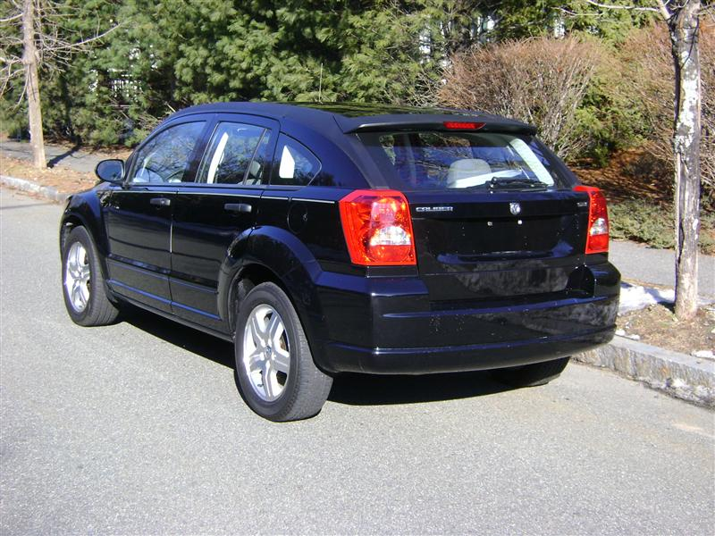 2007 Dodge Caliber Sxt For Sale Salem Ma 4 Cylinder