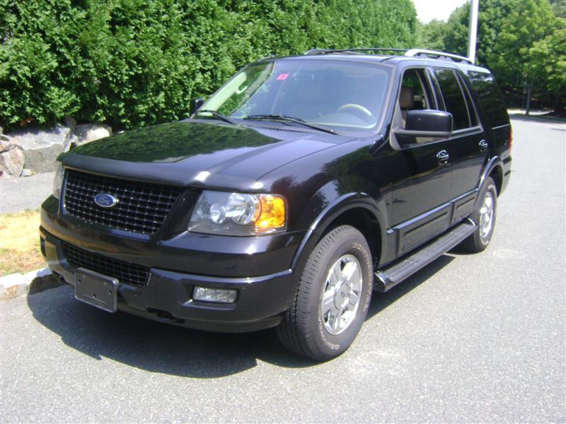Ford Expedition Limited For Sale Salem MA CylinderBLACK - 2006 expedition