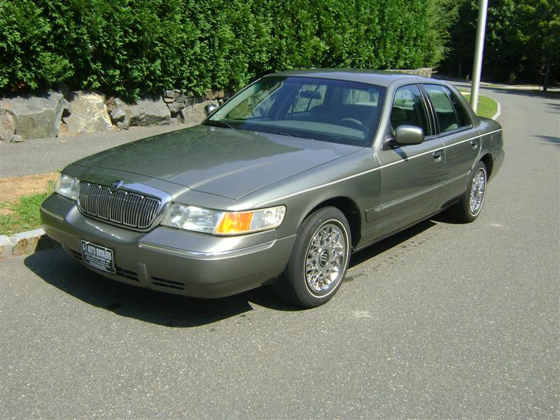 2001 Mercury Grand Marquis Gs For Sale Salem Ma 8