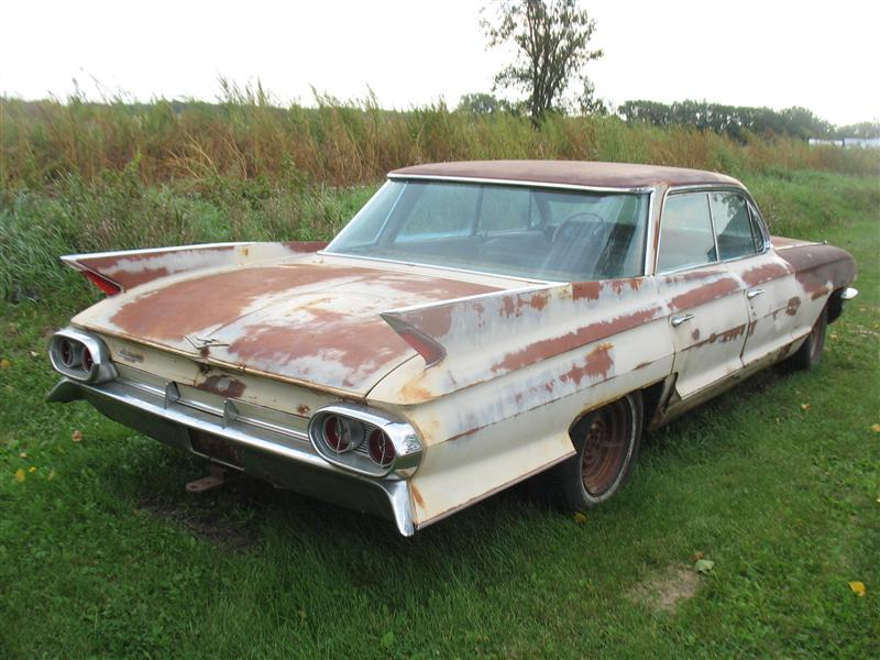 1961 Cadillac Series 6239 for sale, Canton SD, Cylinder, - www ...