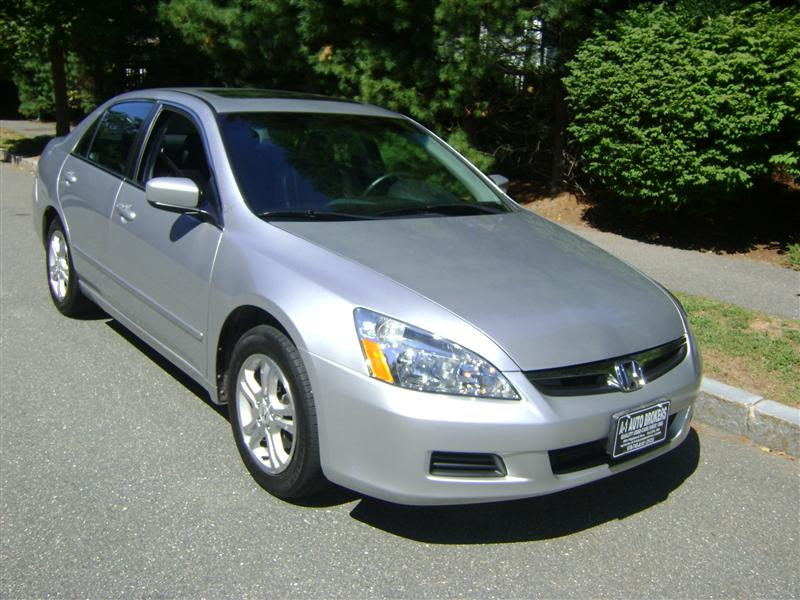 2007 Honda Accord Exl For Sale Salem Ma 4 Cylinder