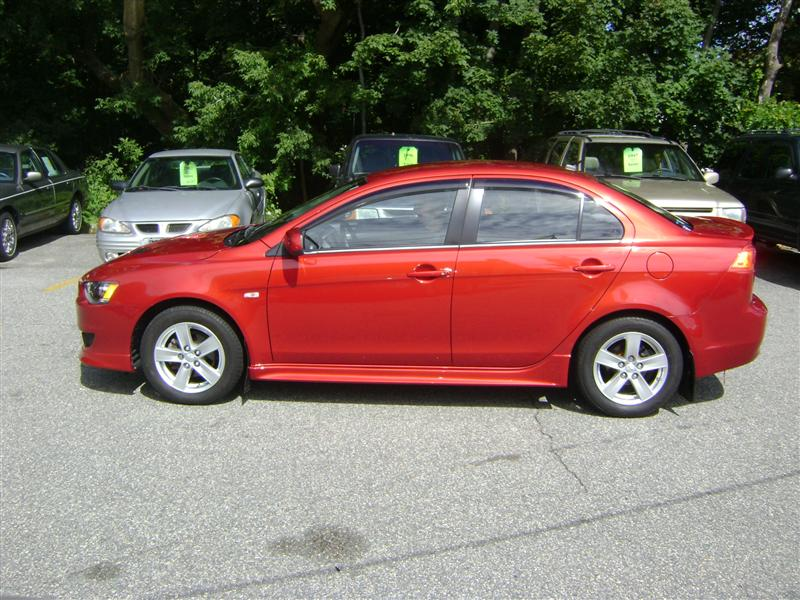 2008 Mitsubishi Lancer Es For Sale Salem Ma 4 Cylinder