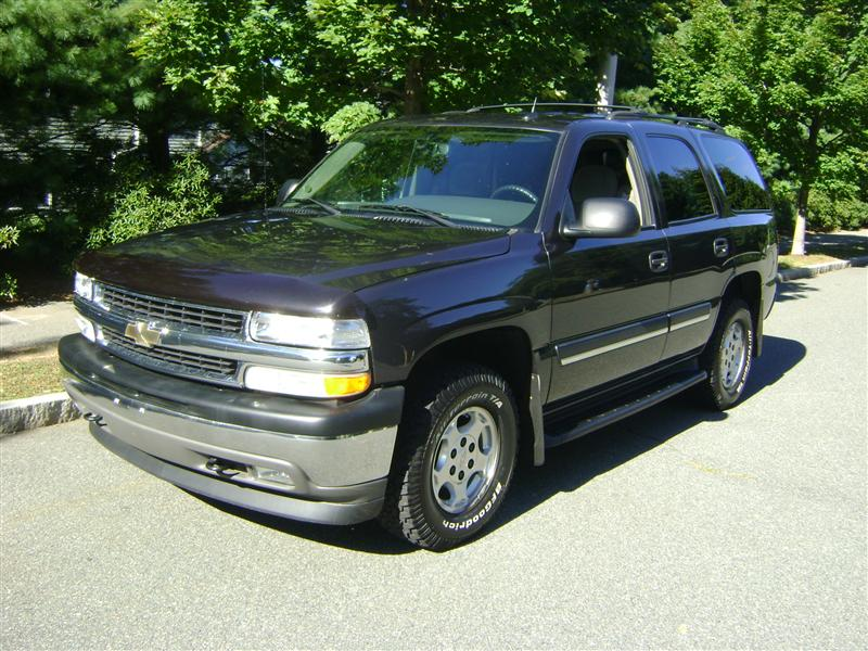 2005 Chevrolet Tahoe Ls For Sale Salem Ma 8 Cylinder