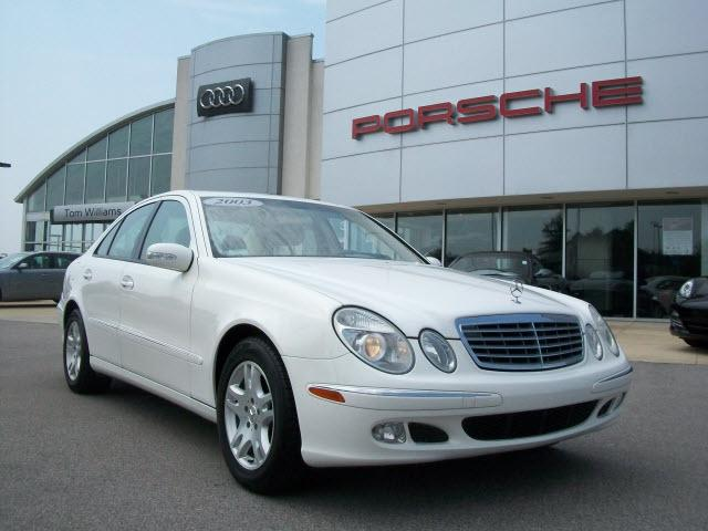 2003 mercedes benz e320 3 2l for sale birmingham al 3 2l 6 cylinder white. Black Bedroom Furniture Sets. Home Design Ideas