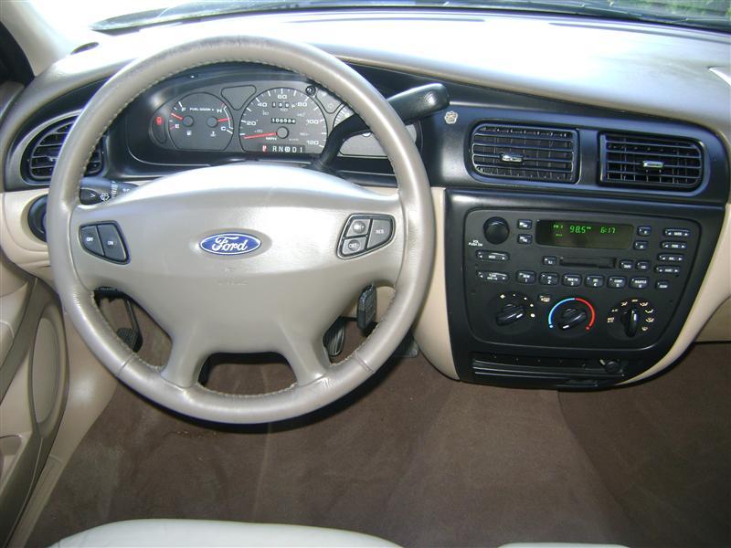 Ford Taurus P on 2003 Ford Taurus Transmission
