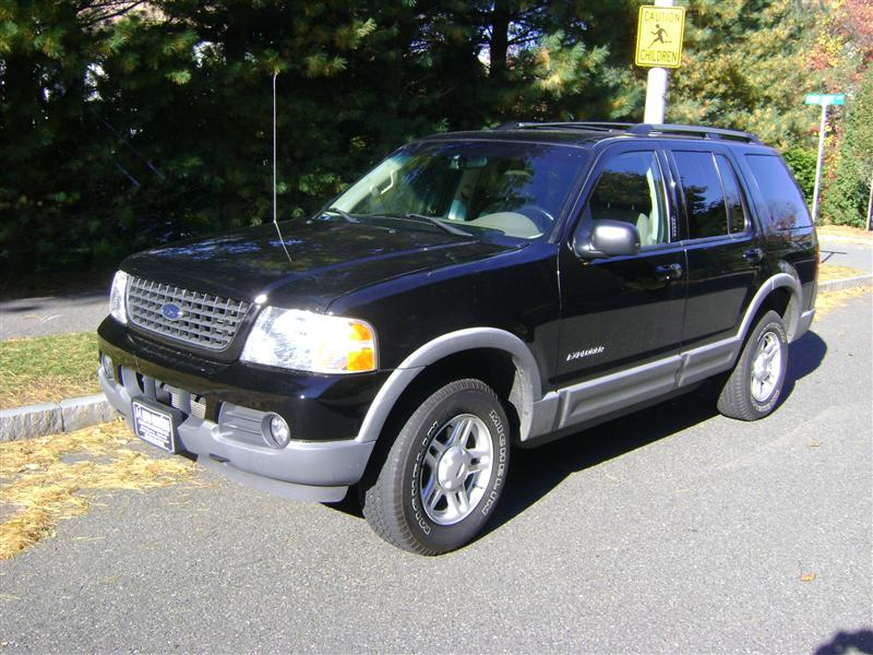 Ford Explorer XLT For Sale Salem MA CylinderBLACK Www - 2002 explorer