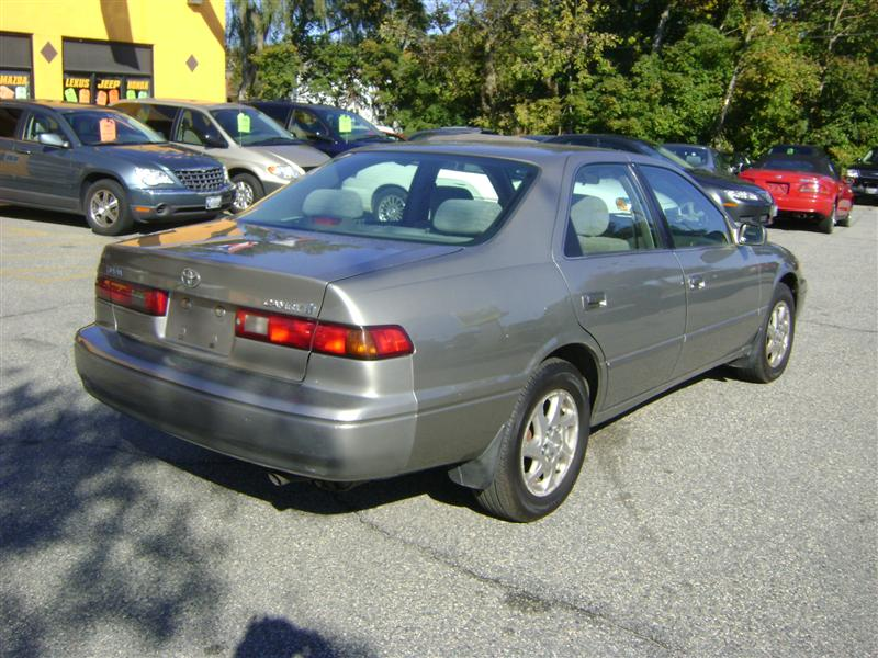 1999 Toyota Camry Le For Sale Salem Ma 6 Cylinder Brown