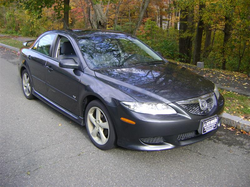 2004 mazda mazda6 s for sale salem ma 6 cylinder charcoal id 501898761. Black Bedroom Furniture Sets. Home Design Ideas