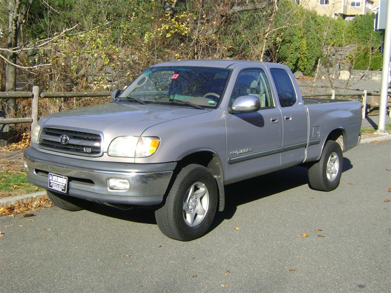 2000 Toyota Tundra SR5 for sale, Salem MA, 8 Cylinder,GRAY ...