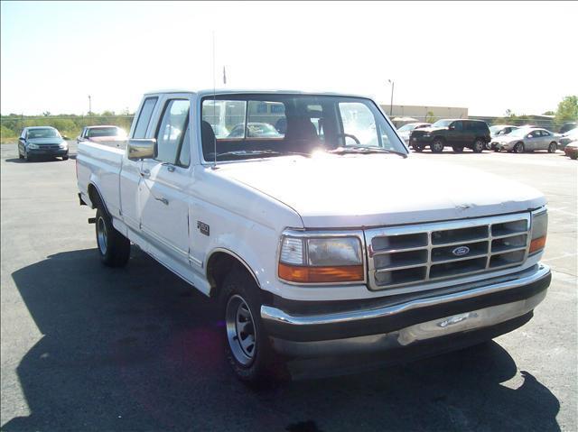 1995 ford f 150 xl for sale norman ok 8 cylinder cylinder white id. Black Bedroom Furniture Sets. Home Design Ideas