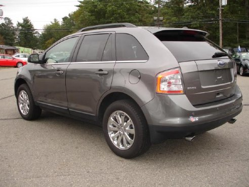 2010 Ford Edge Limited Awd For Sale Salisbury Ma 6 Cylinder Sterling Gray Www Cartrucktrader