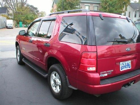 2004 ford explorer xlt for sale piqua oh v6 6 cylinder maroon id. Black Bedroom Furniture Sets. Home Design Ideas