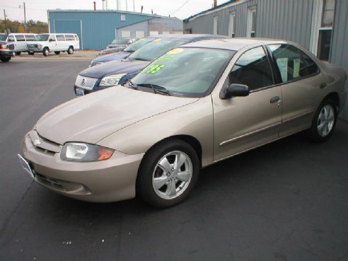 Chevrolet Cavalier P