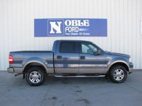 2005 ford f 150 lariat for sale indianola ia 5 4l 8. Black Bedroom Furniture Sets. Home Design Ideas