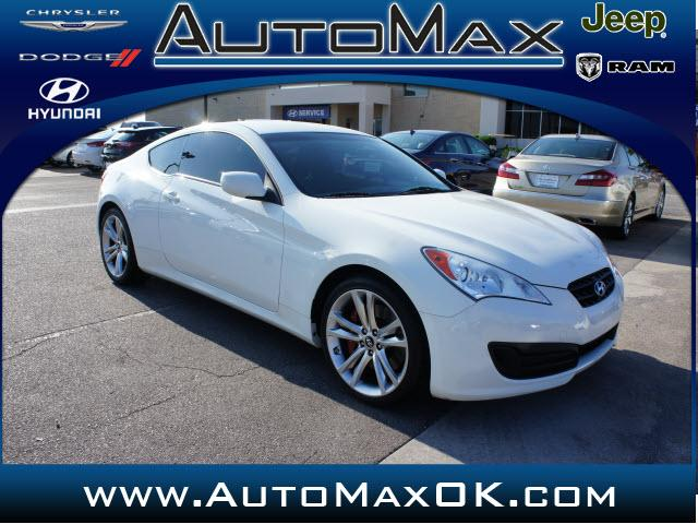 2010 Hyundai Genesis Coupe 2 0t Rspec For Sale Norman Ok