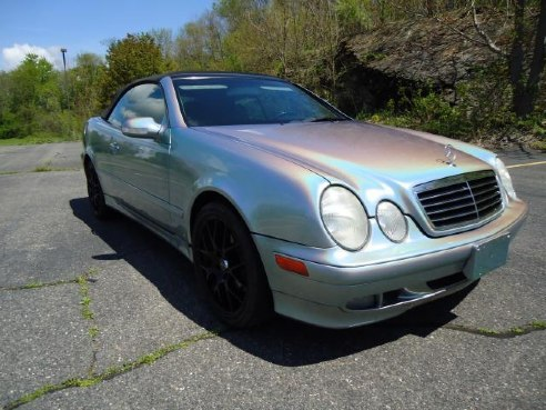 2001 mercedes benz clk class for sale haverhill ma 6 6 for Mercedes benz haverhill ma