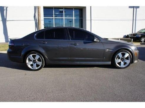 2009 pontiac g8 gt for sale norman ok 6 0 8 cylinder black id. Black Bedroom Furniture Sets. Home Design Ideas