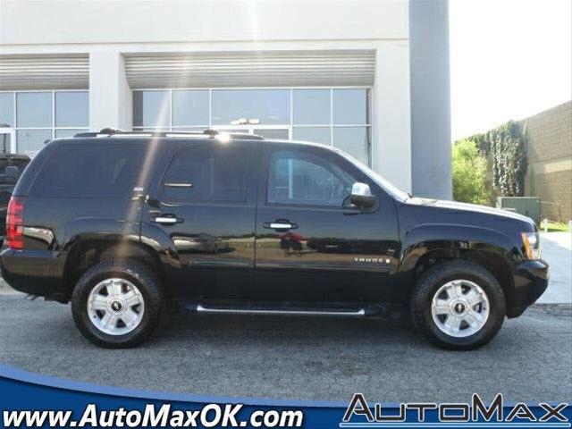 2007 Chevrolet Tahoe Ls For Sale Norman Ok 8 Cylinder