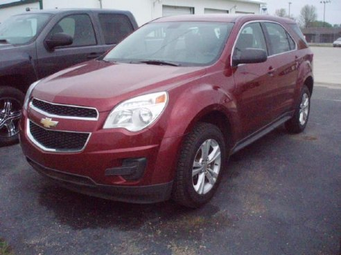 2010 chevrolet equinox ls for sale danube mn 4 cylinder cylinder maroon. Black Bedroom Furniture Sets. Home Design Ideas