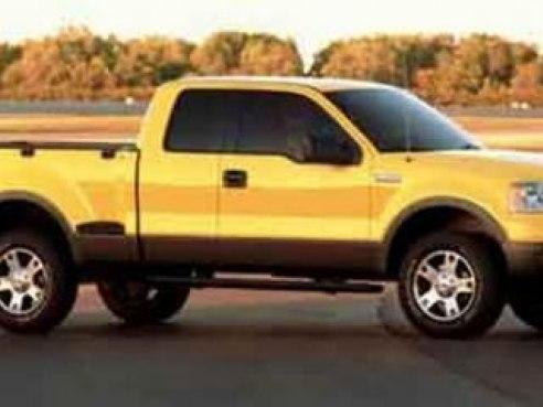 2004 ford f 150 xl for sale new roads la v8 cylinder green id. Black Bedroom Furniture Sets. Home Design Ideas