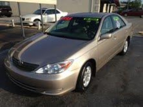 Toyota Fayetteville Ar >> 2003 Toyota Camry LE for sale, Fayetteville AR, v6 6 ...