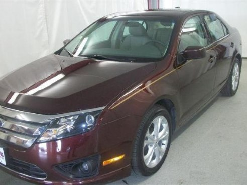 2012 ford fusion se for sale, ellendale mn, 4 4 cylinder,brown - www
