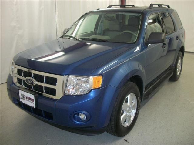 2010 ford escape xlt for sale ellendale mn 4 4 cylinder blue id. Black Bedroom Furniture Sets. Home Design Ideas